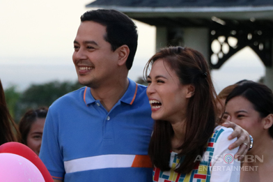PHOTOS: Julie & Romeo celebrate 3rd wedding anniversary in Home Sweetie Home