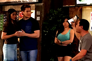 Liza at Enrique, bumisita sa Home Sweetie Home