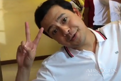 John Lloyd celebrates his birthday with Home Sweetie Home family