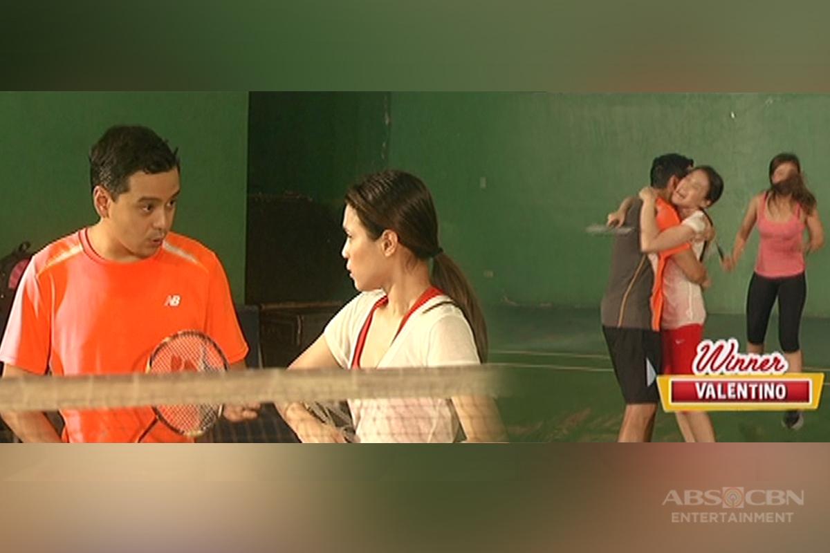 Magkabati kaya sina Romeo At Julie sa paglalaro ng badminton?
