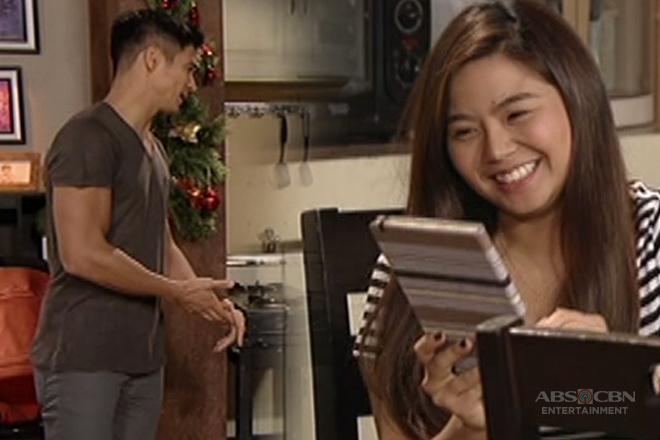 JP, pinalitan ang nasirang notebook ni Gigi