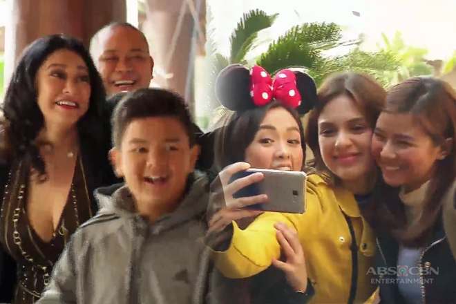 Home Sweetie Home family, masayang nakarating sa Hong Kong disneyland