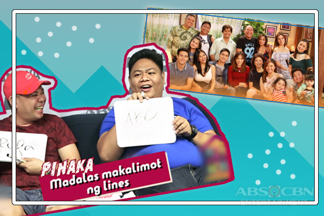 Jobert and Nonong share fun trivia about the cast of Home Sweetie Home