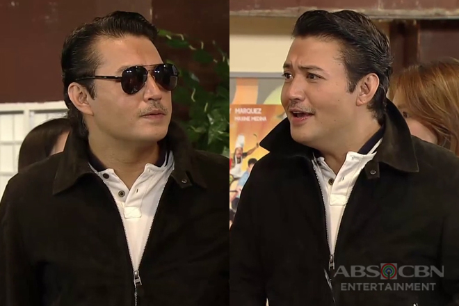 WATCH: Mark Anthony, bumisita sa Home Sweetie Home!