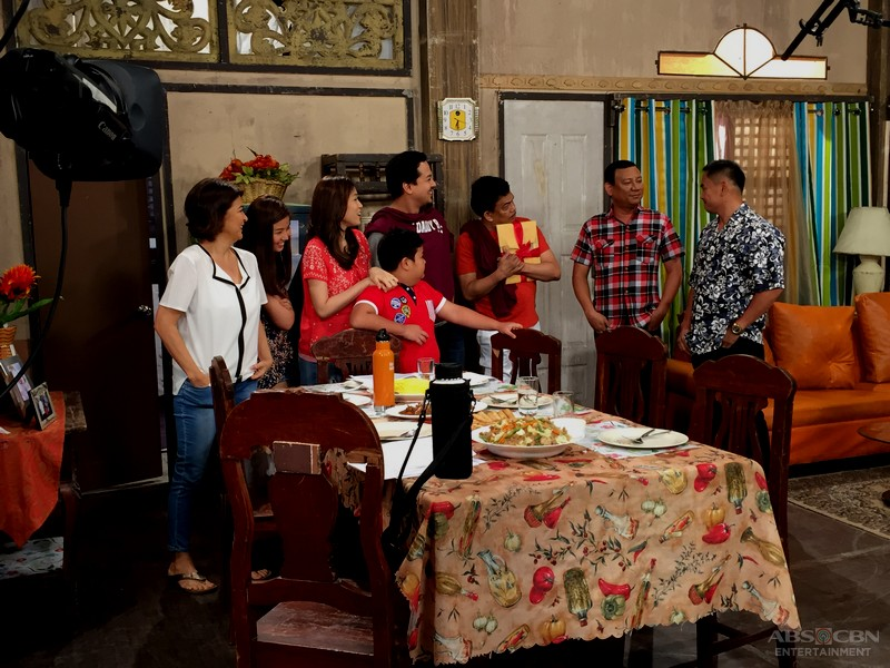 Behind-The-Scenes: On the set of Home Sweetie Home