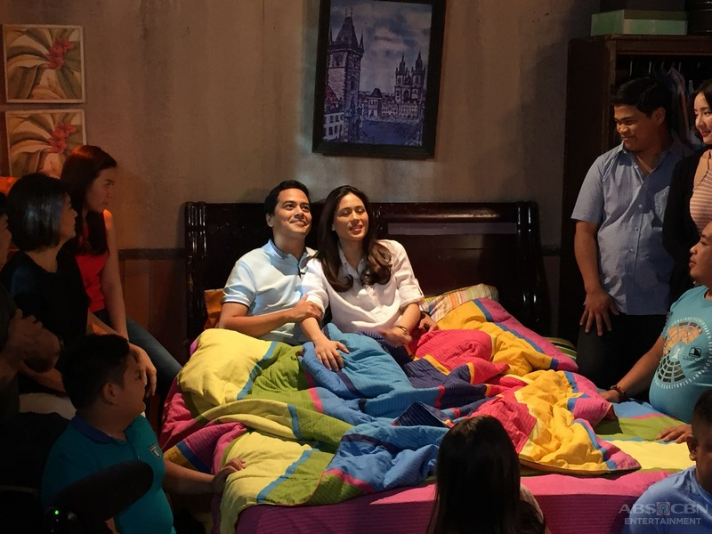 BEHIND-THE-SCENES: Home Sweetie Home Promo Shoot