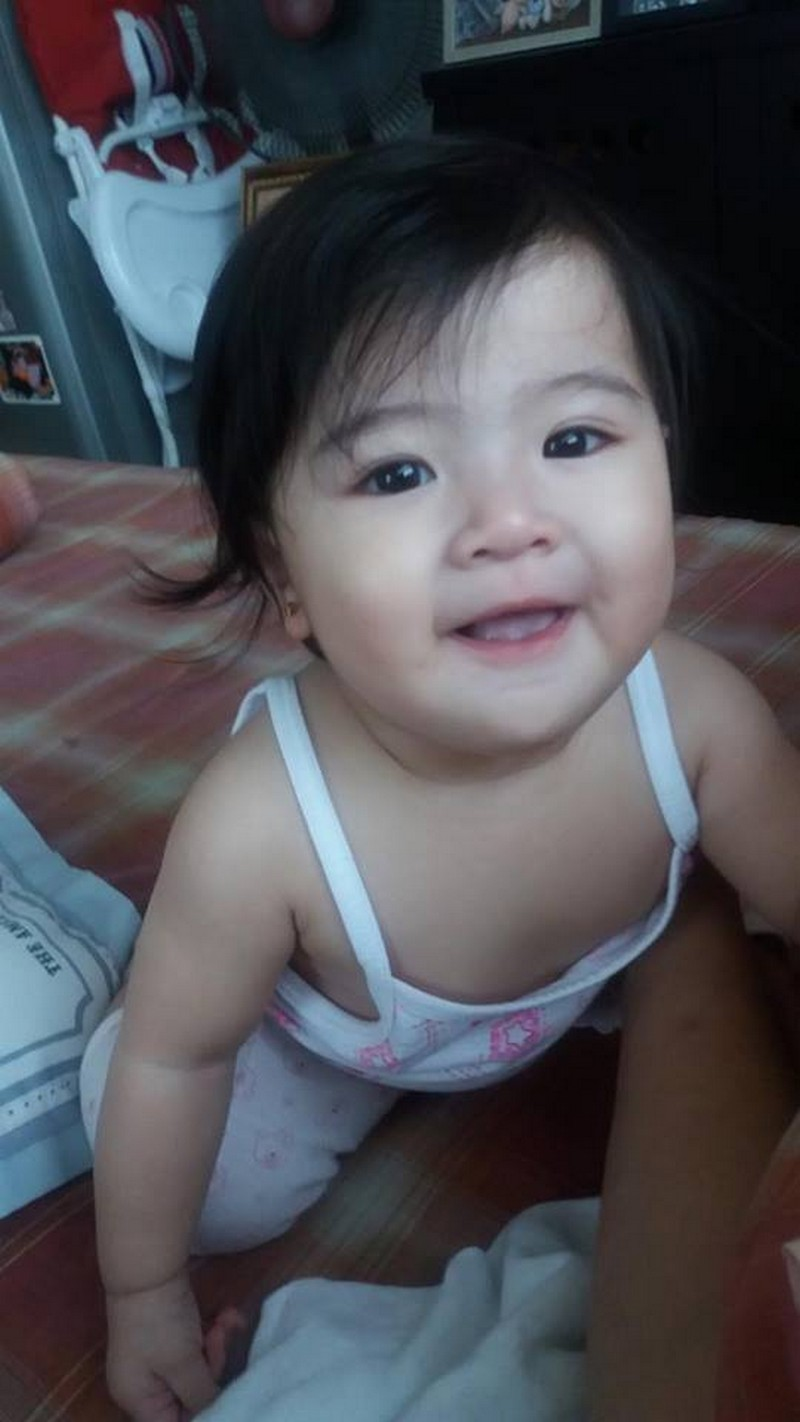 LOOK: 22 Adorable photos of Julie and Romeo's baby Summer in Home Sweetie Home
