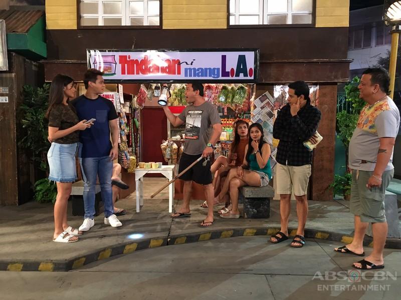 Liza at Enrique, bumisita sa Home Sweetie Home
