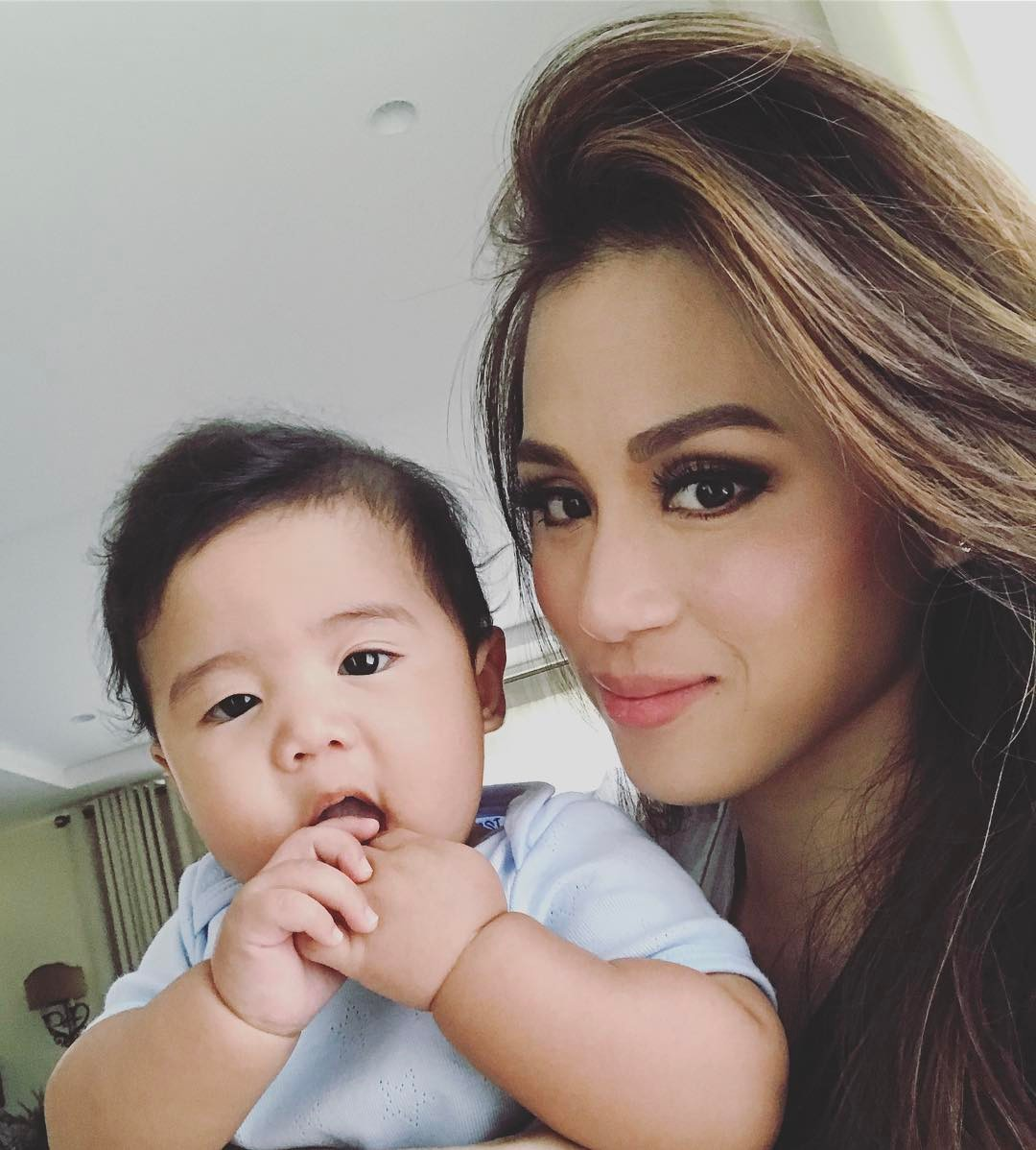 LOOK: The compilation of Mommy Toni & Baby Seve's cutest moments in 26 photos!
