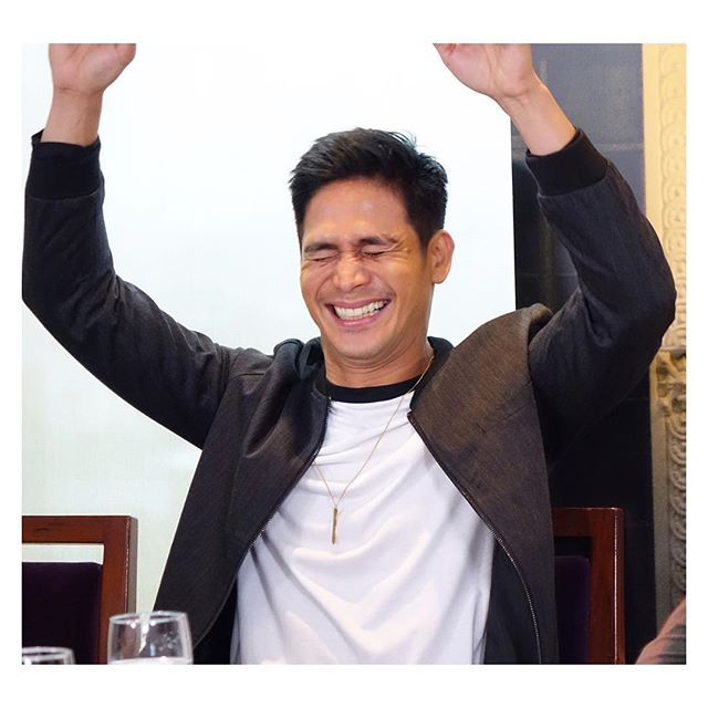 Mga nakakaaliw na stolen shots ni Piolo Pascual na magbibigay ngiti sa inyo ngayon!