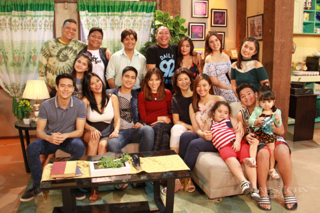 PHOTOS: Ogie Alcasid joins the cast of Home Sweetie Home