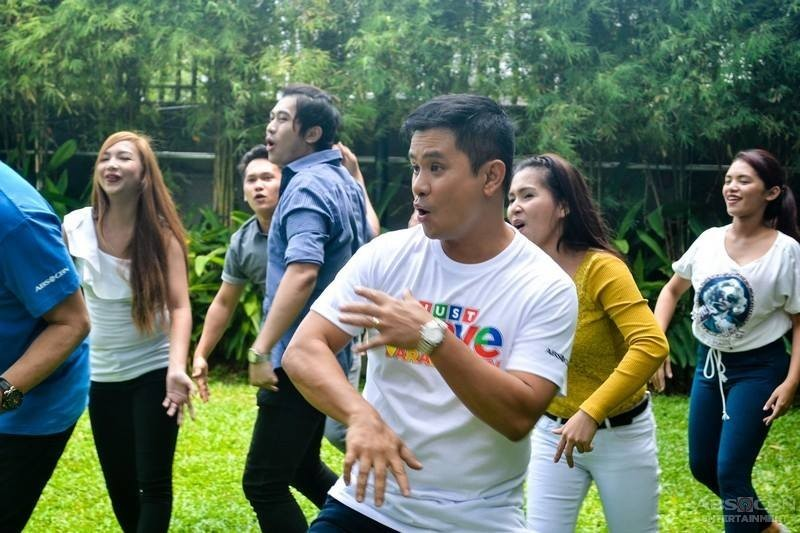 PHOTOS: Just Love Araw-Araw With Home Sweetie Home Family