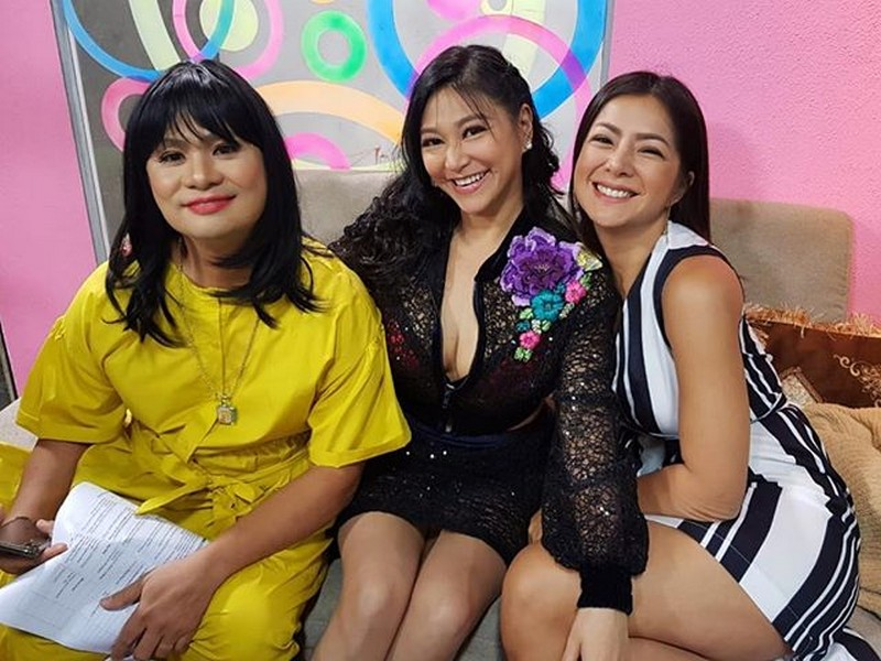 Behind-The-Scenes: Home Sweetie Home with Alice Dixson