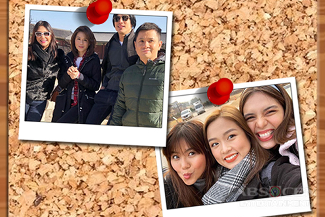 Behind-The-Scenes: Home Sweetie Home goes to Korea!