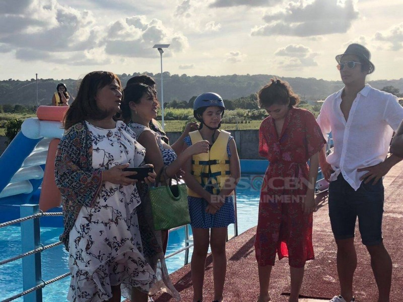 Behind-The-Scenes: Pasilip sa bakasyon ng Home Sweetie Home sa Laguna