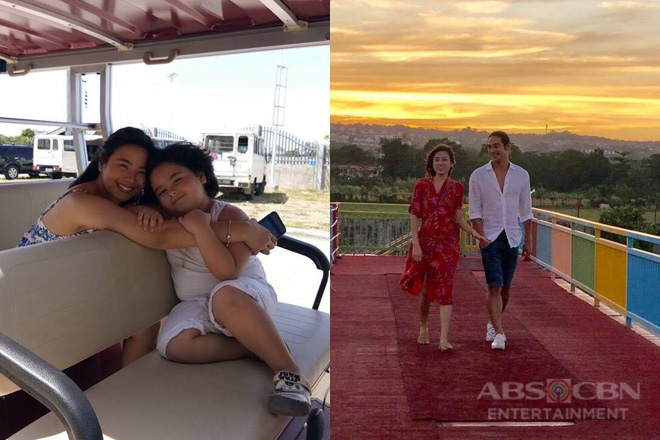 Behind-The-Scenes: Pasilip sa bakasyon ng Home Sweetie Home sa Laguna