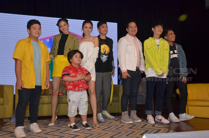 PHOTOS: Home Sweetie Home Extra Sweet Media Day