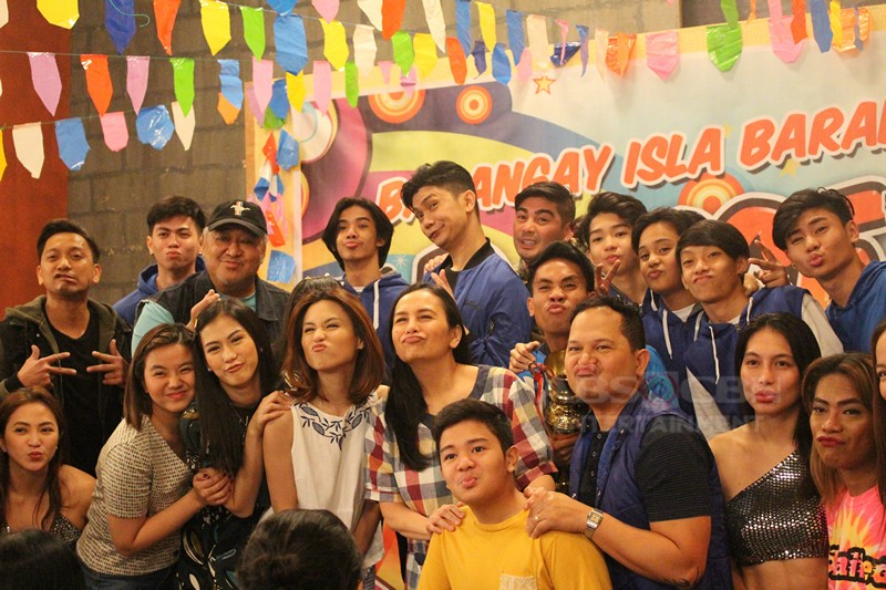 Behind-The-Scenes: Pasilip sa pagbisita ng Streetboys sa Home Sweetie Home