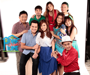 Home Sweetie Home Cast Pictorial