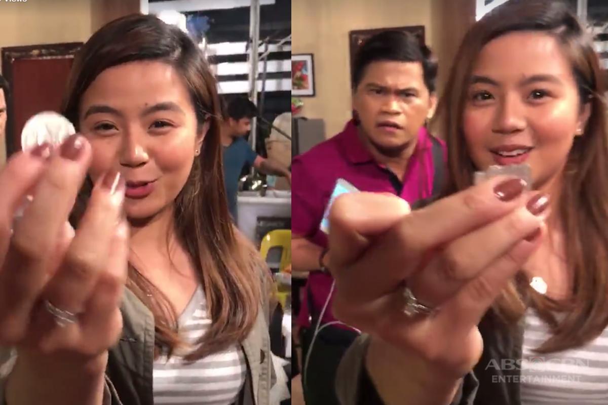WATCH: Miles, ipinakita ang itinatagong galing sa magic tricks!