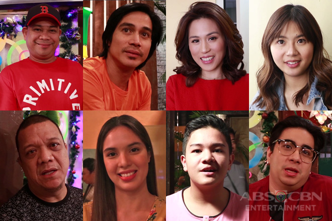 Home Sweetie Home stars reveal what they do on December 25
