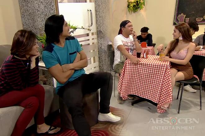 Home Sweetie Home: JP, may natuklasan sa babaeng dine-date ni Obet