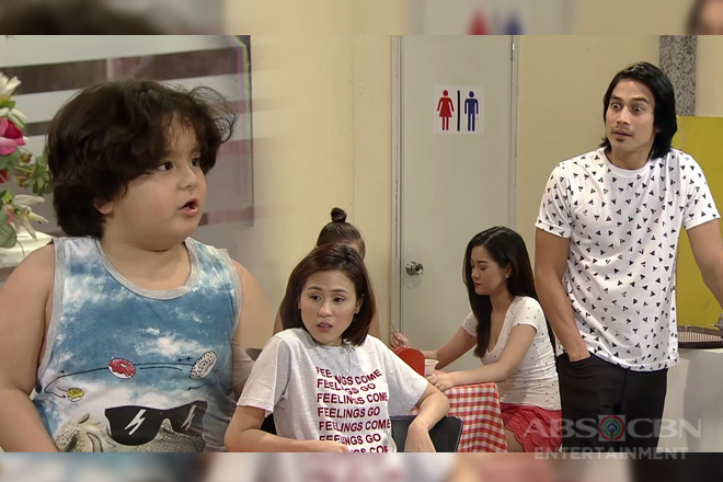 Home Sweetie Home: Jordan, ibinuking si JP kay Julie