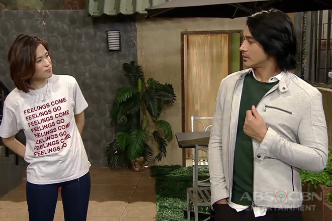 Home Sweetie Home: 'May nabago ba sa'yo?' Julie, may napansin kay JP