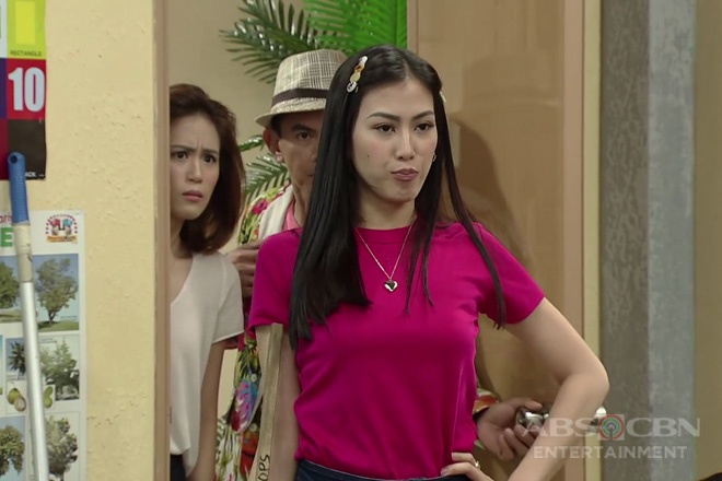 Home Sweetie Home: Mikee, napuri bilang teacher
